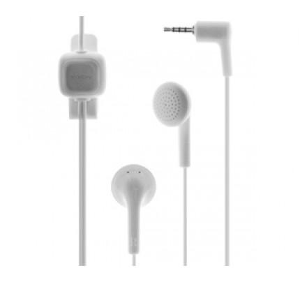 Nokia Headset WH-101 Stereo White (χωρίς συσκευασία)