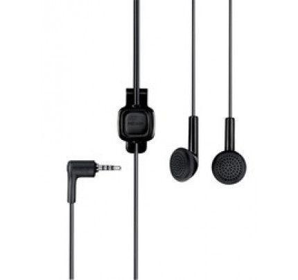 Nokia Headset WH-101 Stereo Black (χωρίς συσκευασία)