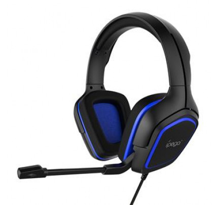iPega PG-R006 Gaming Headset with Microphone Blue