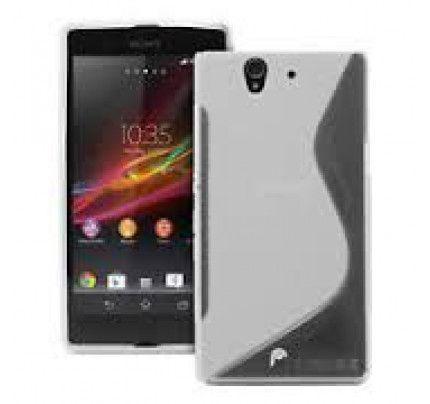 Θήκη TPU S-Line για Sony Xperia Z διάφανη