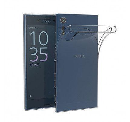 Θήκη TPU Ultra Slim 0,3mm για Sony Xperia XZ διάφανη