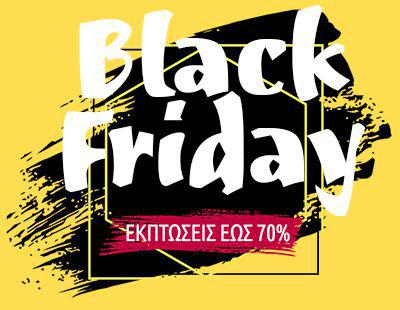 Black Friday στο Warp.gr